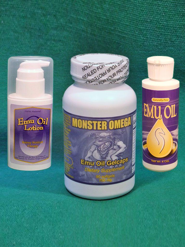 Emu products